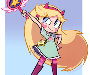 star butterfly, svtfoe, and star image