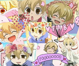 honey, ouran, and ohshc image