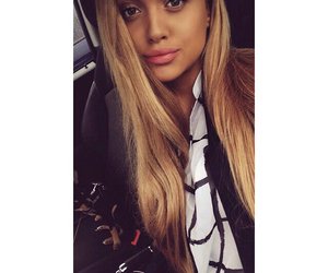 black, blonde, and bmw image