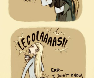 Legolas, LOTR, and gimli image