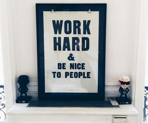 quote, nice, and saying image