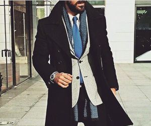 style, fashion, and gentleman image