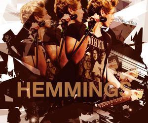 5sos and luke hemmings image