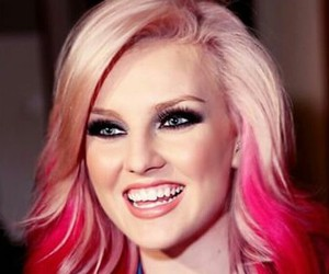 perrie edwards, little mix, and pink image