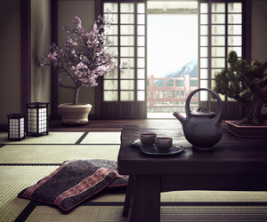 japanese and tatami image