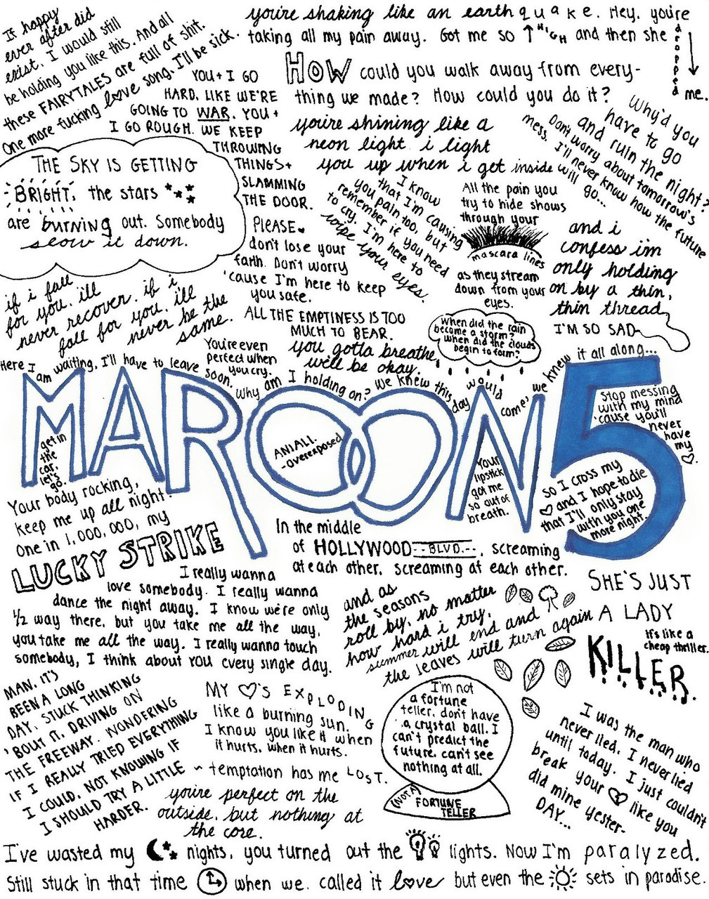 79 Images About Maroon 5 On We Heart It See More About Maroon 5 Lyrics And Music