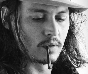 johnny depp, actor, and beautiful image