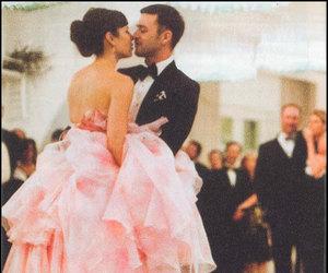 justin timberlake, wedding, and jessica biel image