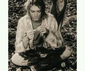 kurt cobain and nirvana image