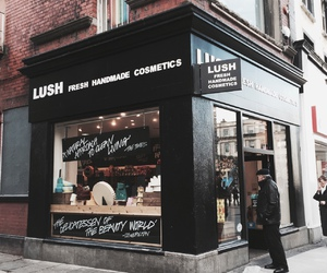lush, tumblr, and cosmetics image