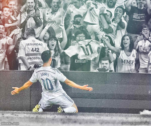 james rodriguez, real madrid, and love image