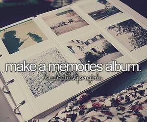 album, ideas, and memories image