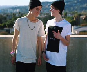 crawford collins, brothers, and chris collins image
