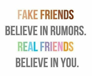 real and friends image