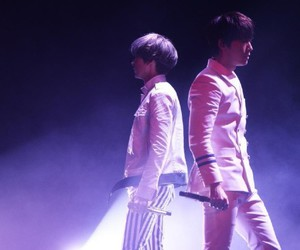 super junior, eunhae, and donghae image