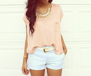 beauty, girly, and blouse image