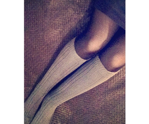girl, sweet, and chaussettes image