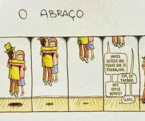abraco and hug image