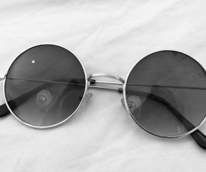 sunglasses, glasses, and vintage image