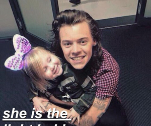 lux, 1d, and harry and lux image