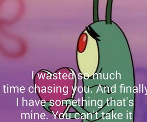 cry, sad, and plankton image