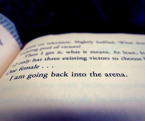 the hunger games, book, and catching fire image