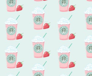wallpaper, starbucks, and background image