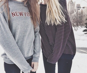 fashion, hipster, and winter image