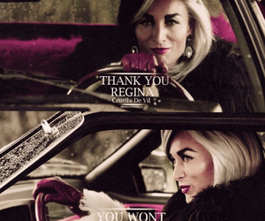 once upon a time, ouat, and cruella de vil image