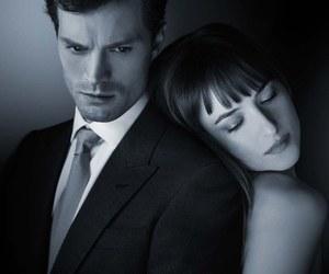 fifty shades of grey, christian grey, and Jamie Dornan image