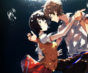 anime, zankyou no terror, and twelve image