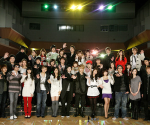 snsd and tvxq image