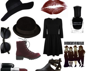 coven, fashion, and dark look image