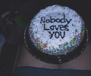 cake, nobody, and grunge image