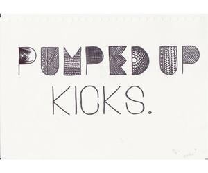 music and pumped up kicks image