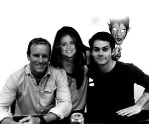 teen wolf cast and linden ashby image