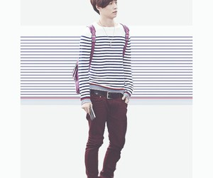 exo, zhang yixing, and lay image
