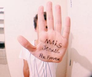 love, jesus, and peace image