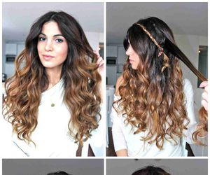 ombre image