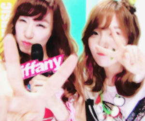 korean, queens, and tiffany image
