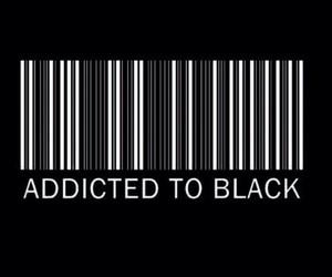 black, addicted, and grunge image
