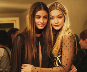 gigi hadid, taylor hill, and model image
