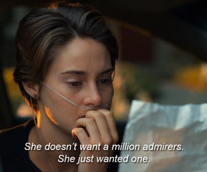 love, augustus, and movie image