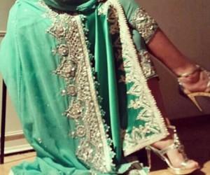 fashion and caftan image