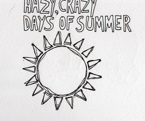 summer, sun, and crazy image