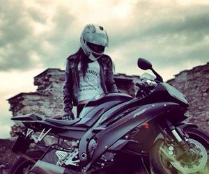 awesome, badass, and motorcycle image
