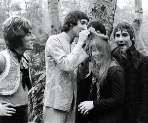 60's, Pete Townshend, and band image