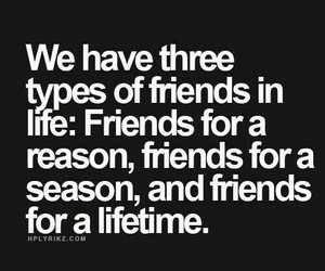 quotes, friends, and lifetime image