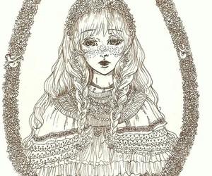 girls, Kei, and lolita image