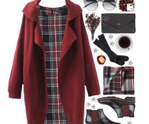 black, cloth, and fashion image